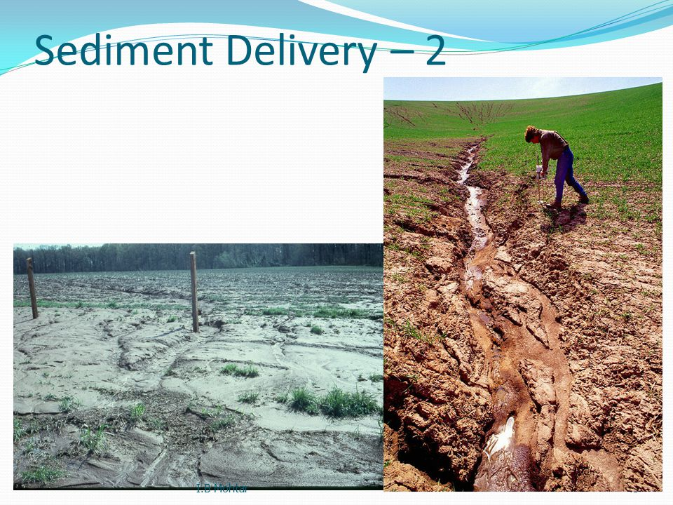 45 Sediment Delivery – 2 I.B Mohtar