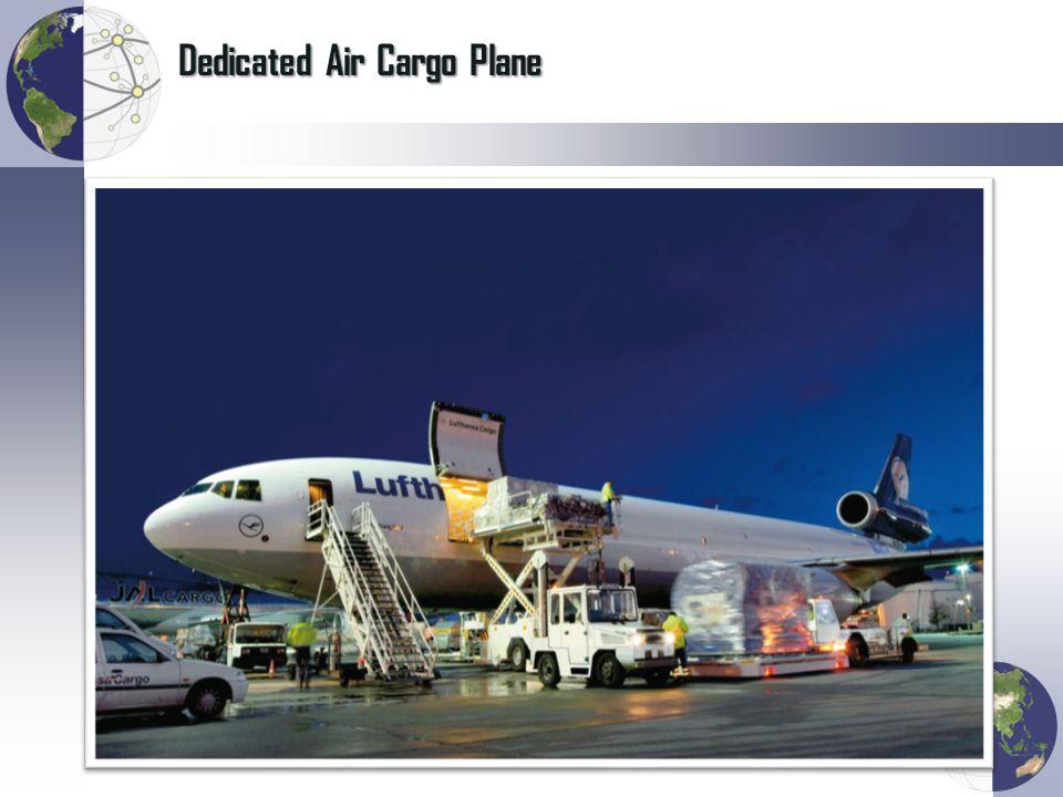 Dedicated Air Cargo Plane
