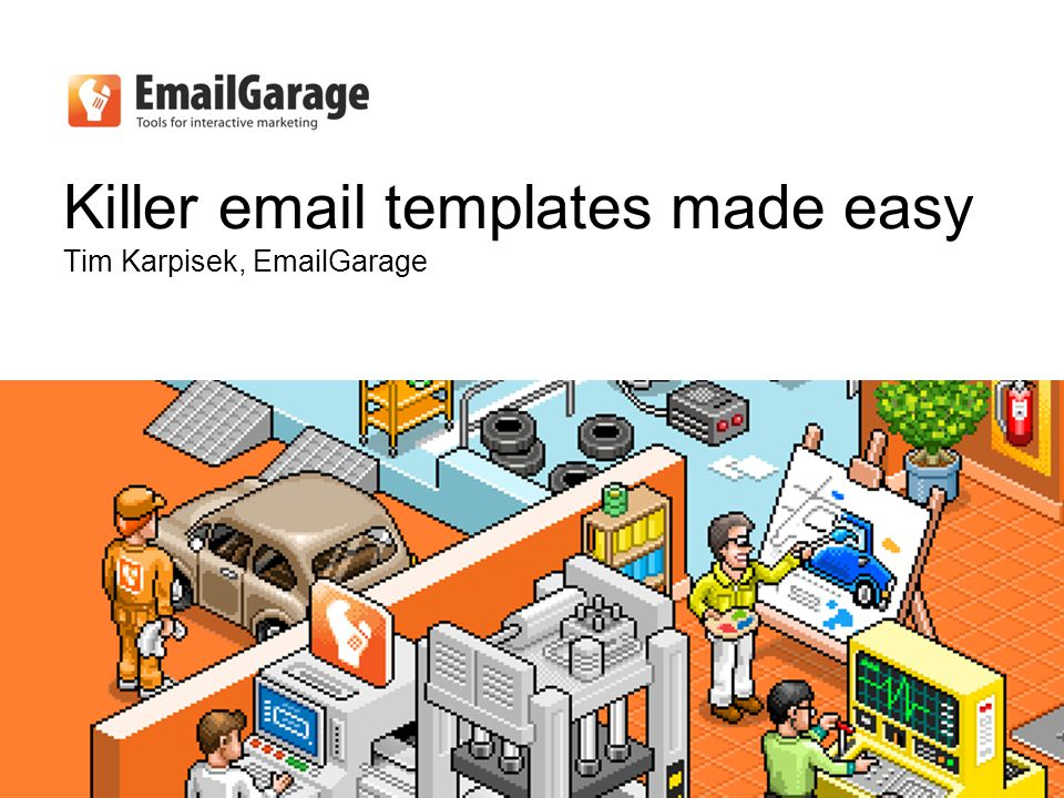 Step 6 Social media are your friends! 22 Killer email templates made easy