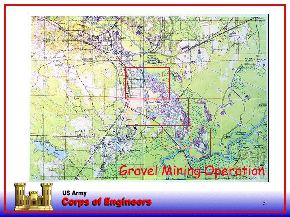 6 Gravel Mining Operation