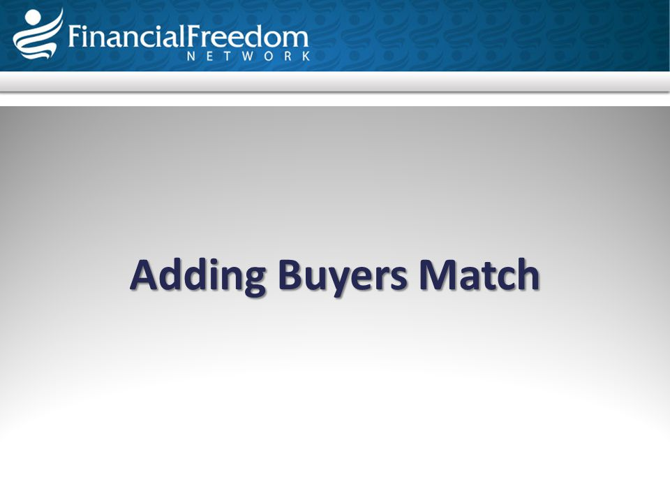 1.My Websites & Content 2.Real Estate Tools 3.Buyers Match Access your secure admin area.