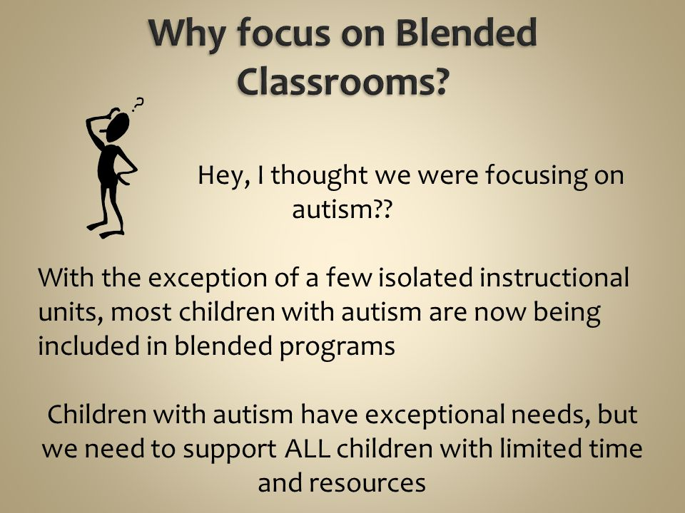 Purpose is to guide instruction for diverse learners, some with known disabilities and concerns