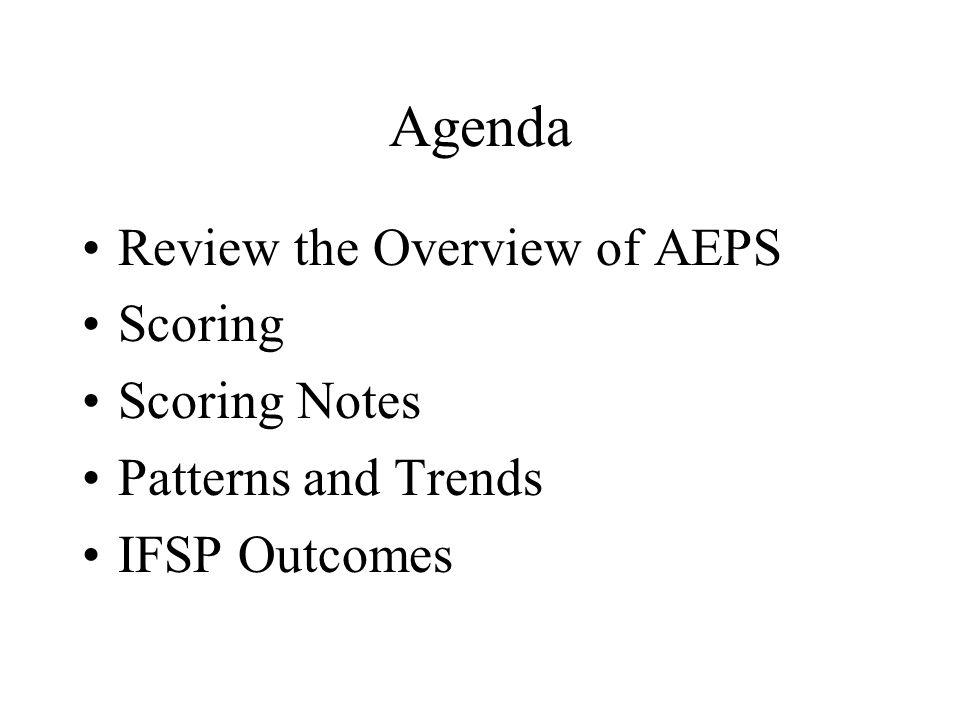 =Assessment =Evaluation =Programming =System