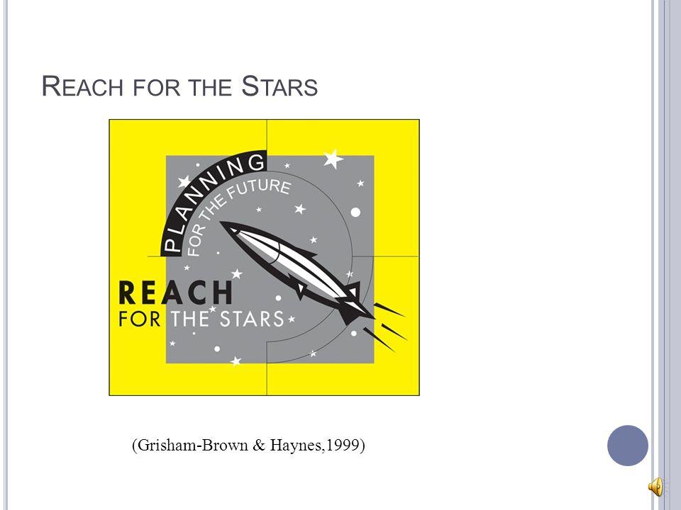 R EACH FOR THE S TARS (Grisham-Brown & Haynes,1999)