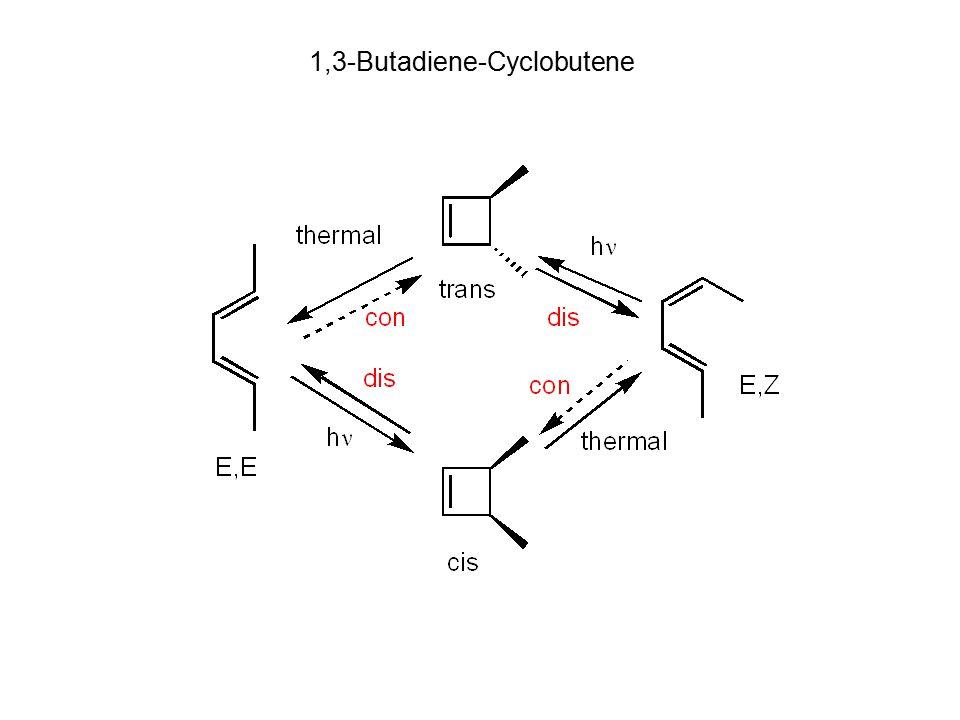 Butadiene-Cyclobutene 1,3-Butadiene-Cyclobutene