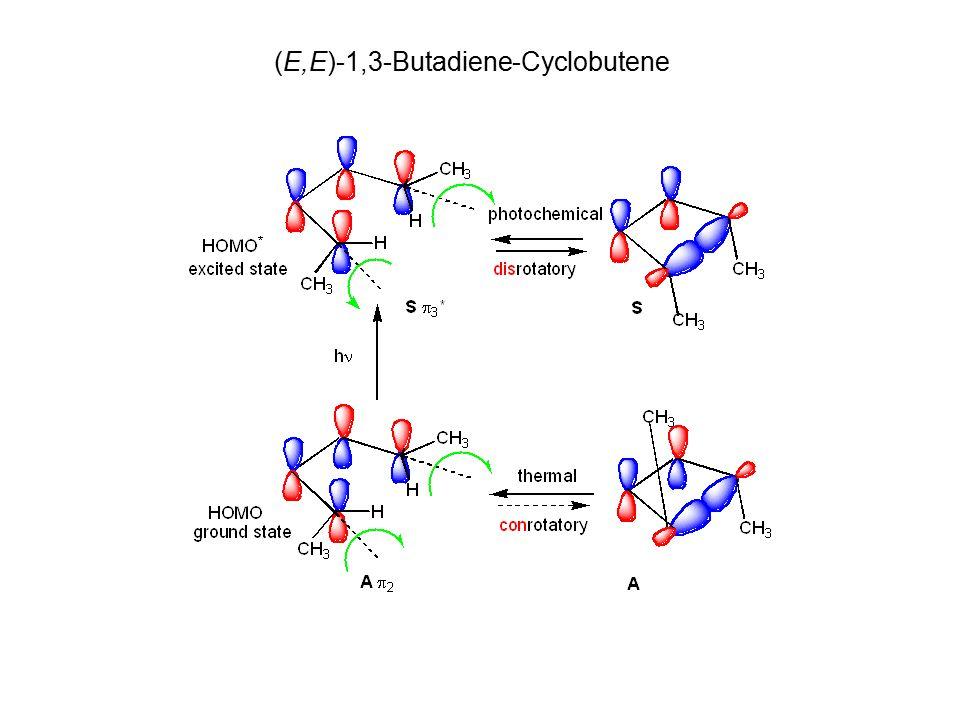 (E,E)-Butadiene-Cyclobutene (E,E)-1,3-Butadiene-Cyclobutene