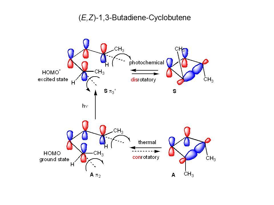 (E,Z)-Butadiene-Cyclobutene (E,Z)-1,3-Butadiene-Cyclobutene