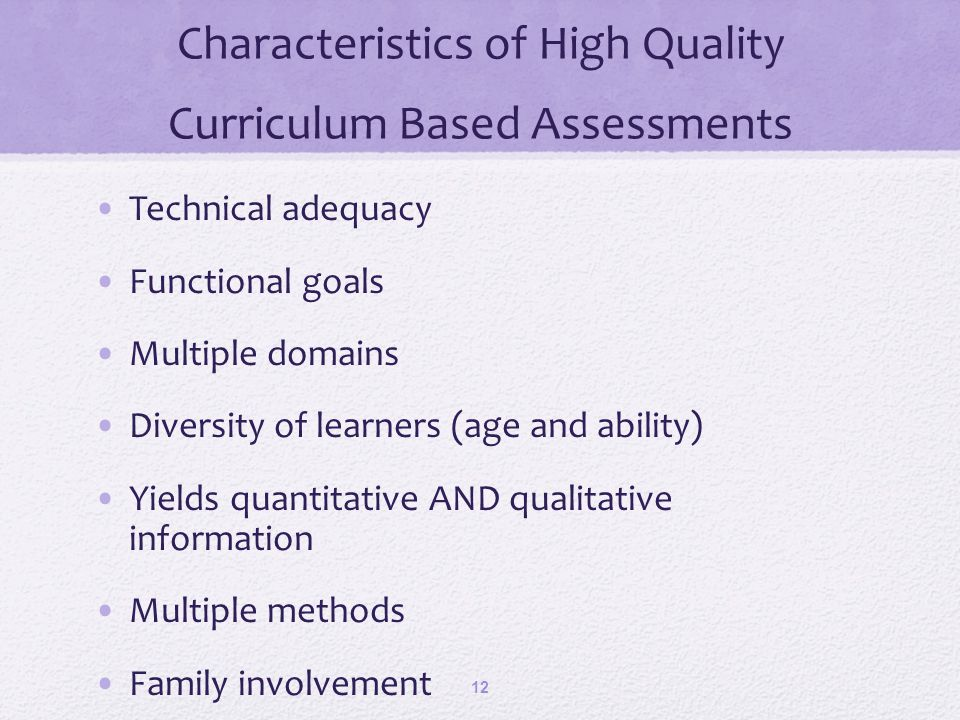 Scope and Sequence Tier 3: Individualized outcomes Tier 2: Targeted outcomes Tier 1: Common outcomes Bridge between assessment and instruction All children could have tier 3 needs All children's needs fall across all three tiers IFSP outcomes/IEP goals are tier 2 and 3 only