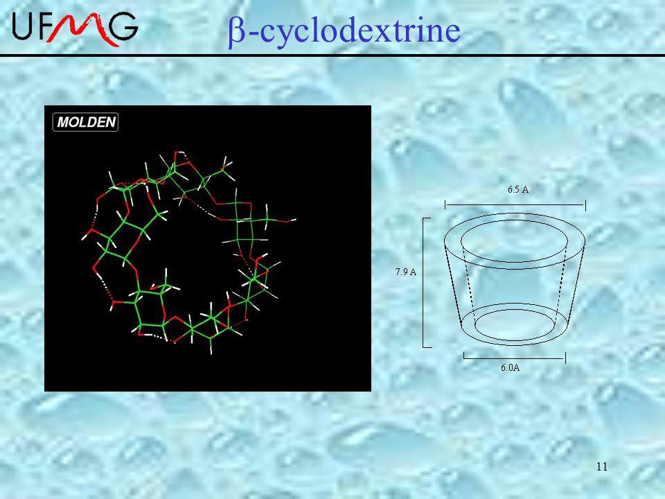 11  -cyclodextrine