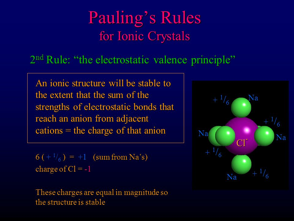 Solid Solutions Solid solutions are most extensive if the valence and radius of the substituting ions are similar Good if radii differ by < 15% Fe 2+ = 0.80 A Mg 2+ = 0.74 A (7.5%) Mn 2+ = 0.91 A (14% - Fe and 21% - Mg) Limited or rare if differ by 15-30 % Never if > 30 %