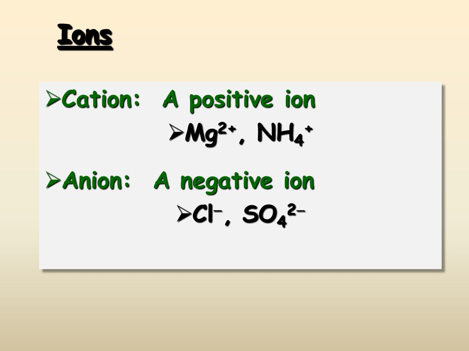 Ionic Compound Formulas www.lab-initio.com