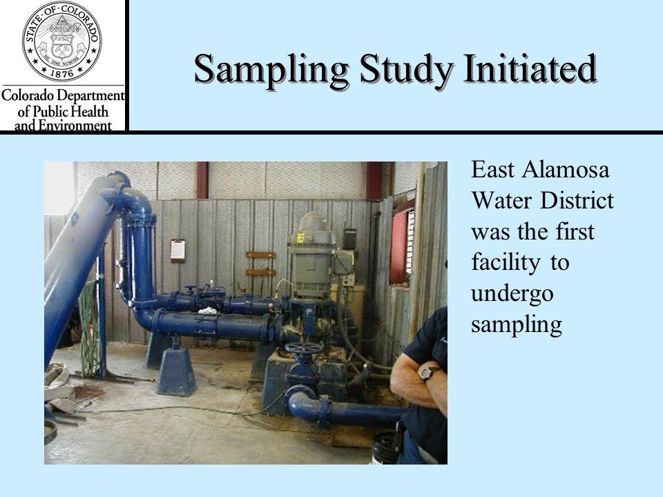 Field Speciation Kit Arsenic Field Speciation Sampling Kit: –3 Bottles –Syringe –Sample Beaker –Syringe Filter –Anion exchange resin column Ring stand sold separately
