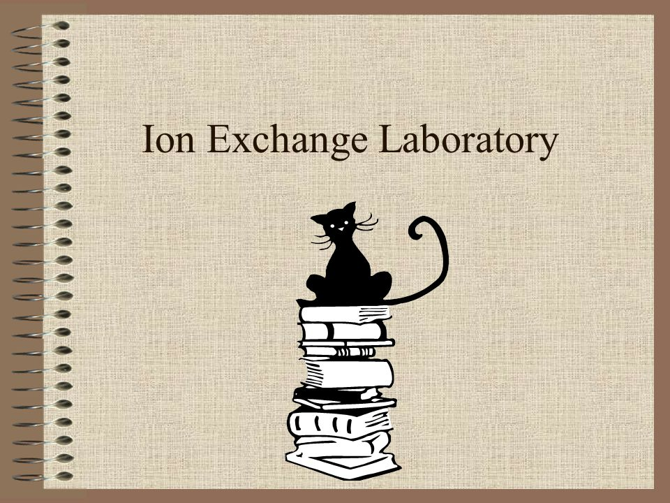 Ion Exchange Laboratory