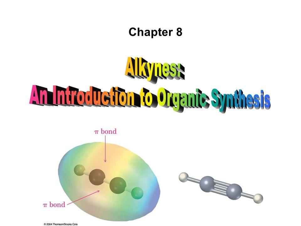 III.Reactions of Alkynes III.