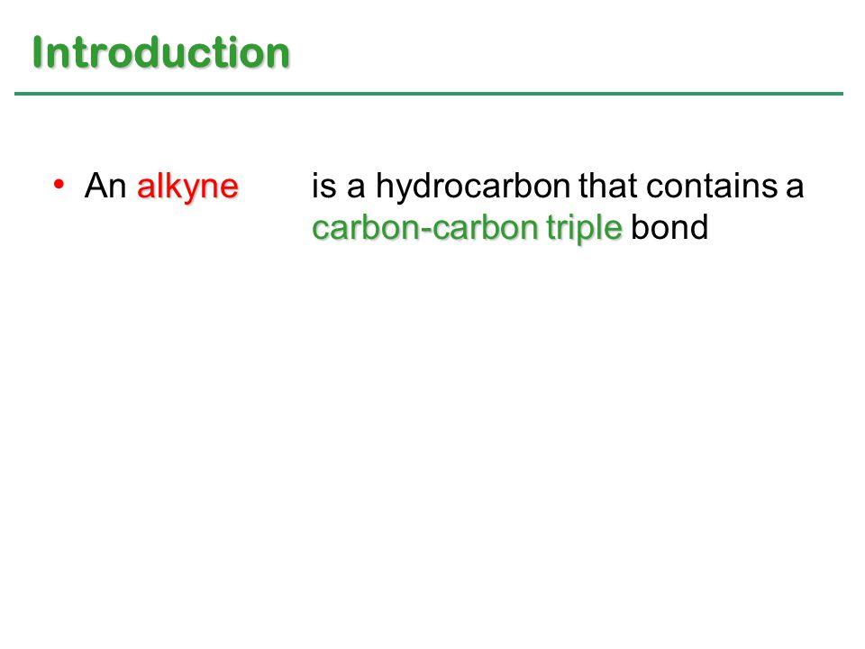 AcetyleneAcetylene is the simplest alkyne.