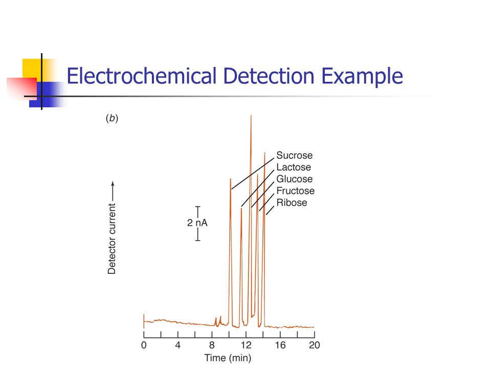 Electrochemical Detection Example