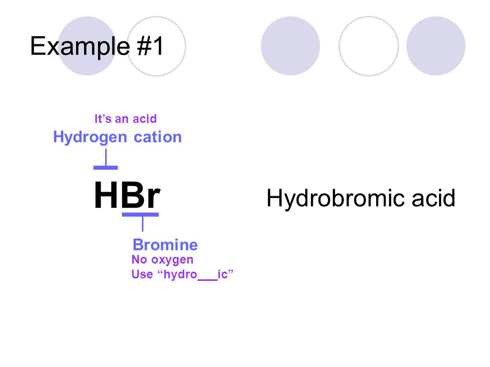 These compounds have:  Start with H (more than 1 H is OK, too).