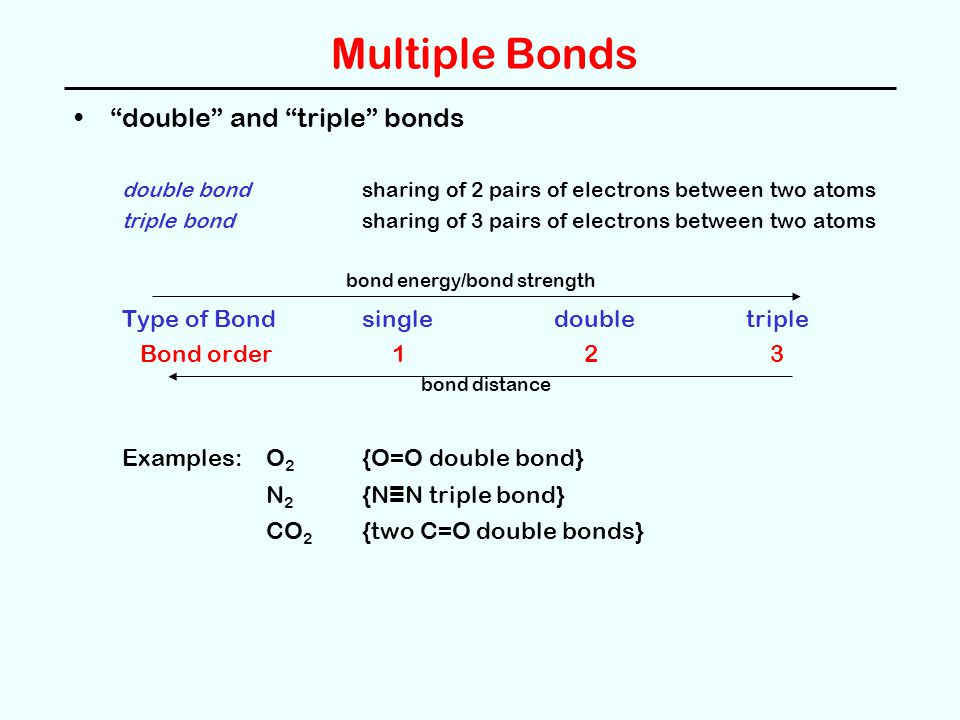 Electronegativity and Bond Polarity electronegativitytendency of an atom in a molecule to attract electrons to itself e.g.