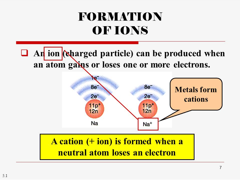 6 OCTET RULE & IONS  Most elements, except noble gases, combine to form compounds. Compounds are the result of the formation of chemical bonds betwee