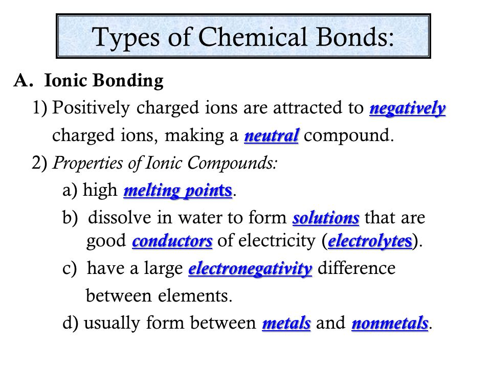 2 Double Bonds – Share 2 pairs of electrons. Ex) formaldehyde, CH 2 O