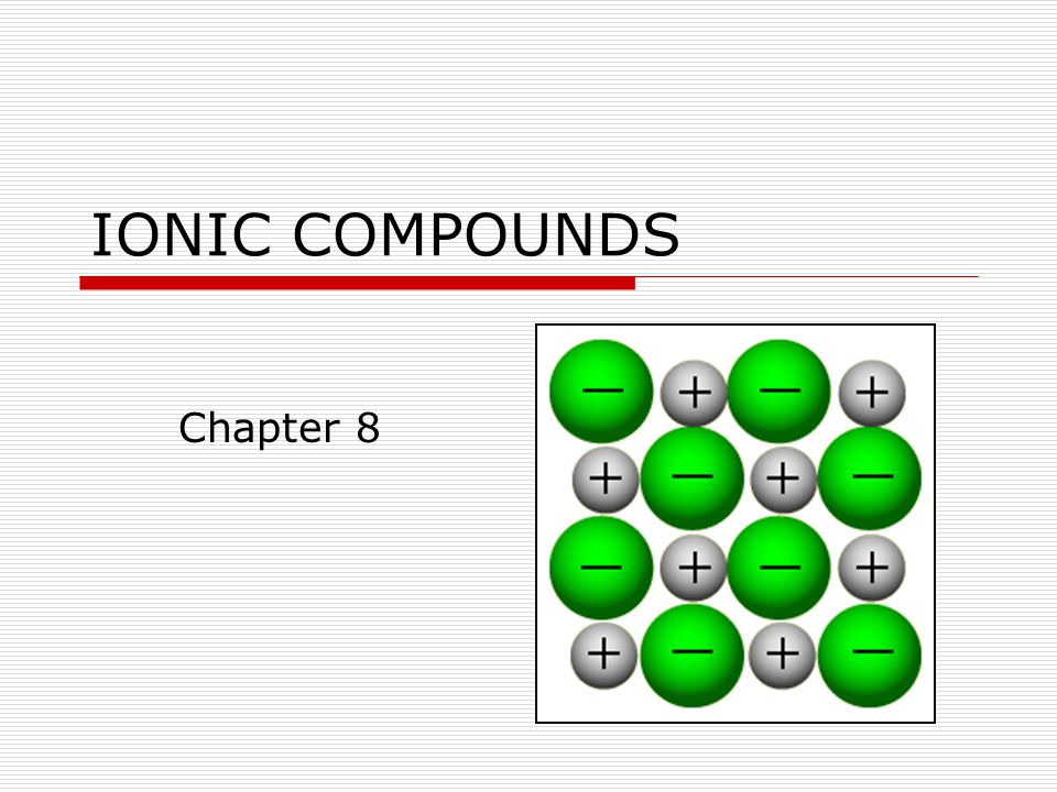 Forming Chemical Bonds Section 8.1  The force that holds two atoms together is called a chemical bond.