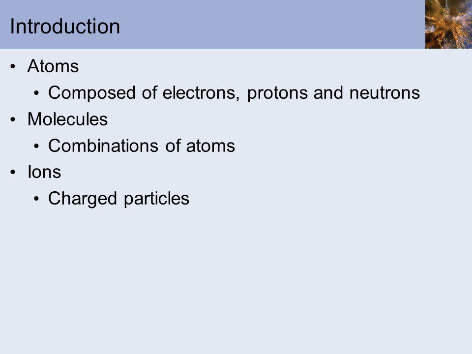 Examples: Hydrogen chloride (hydrochloric acid) Nitric acid Sulfuric acid Hypobromous acid Nitrous acid Phosphoric acid