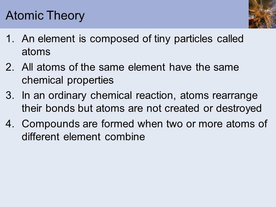 Fundamental Laws of Matter