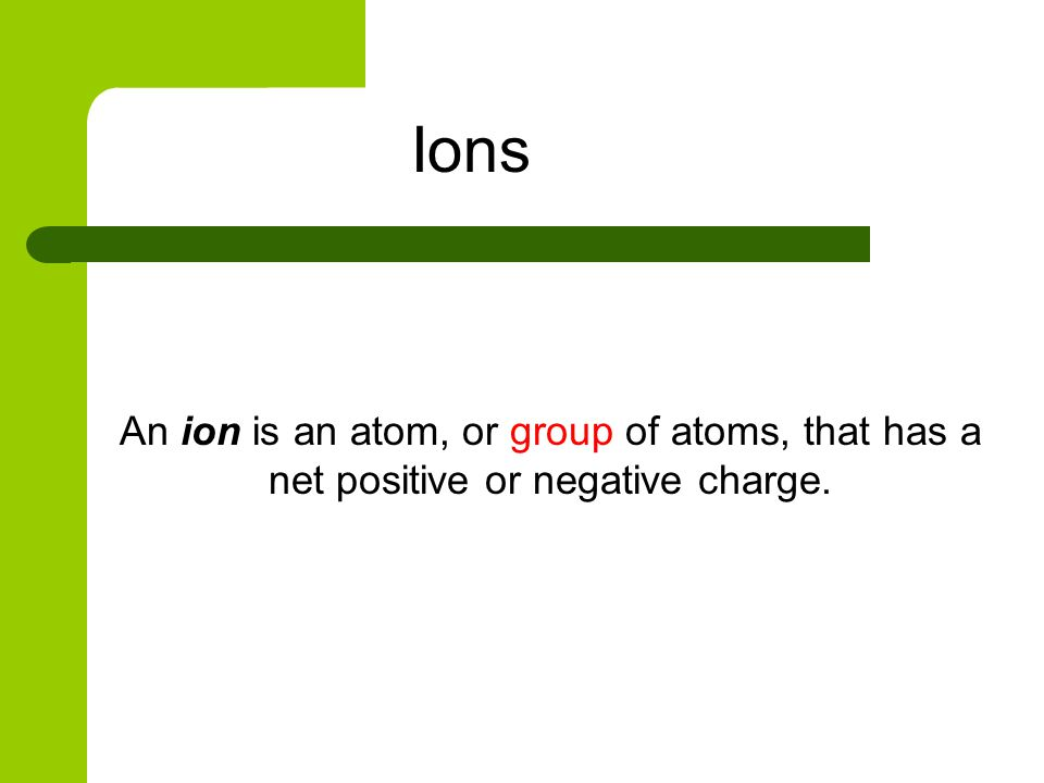 Assigning Oxidation Numbers Group 16 Nonmetals = -2