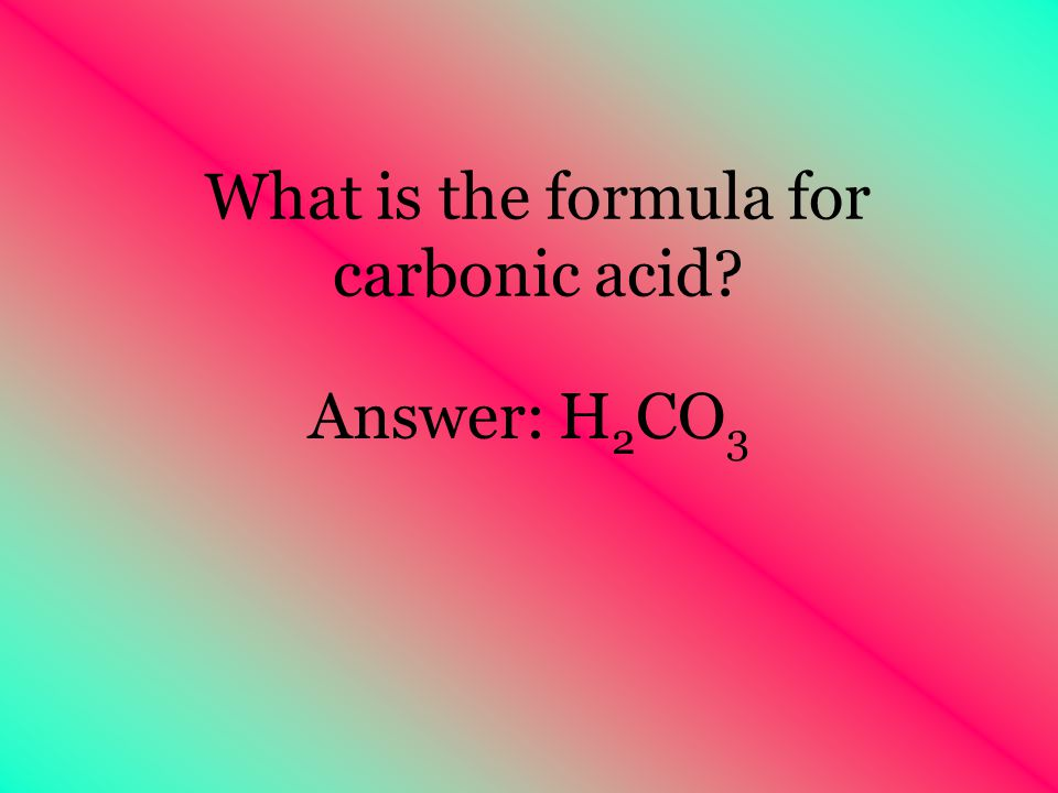 What is the formula for perbromic acid Answer: HBrO 4