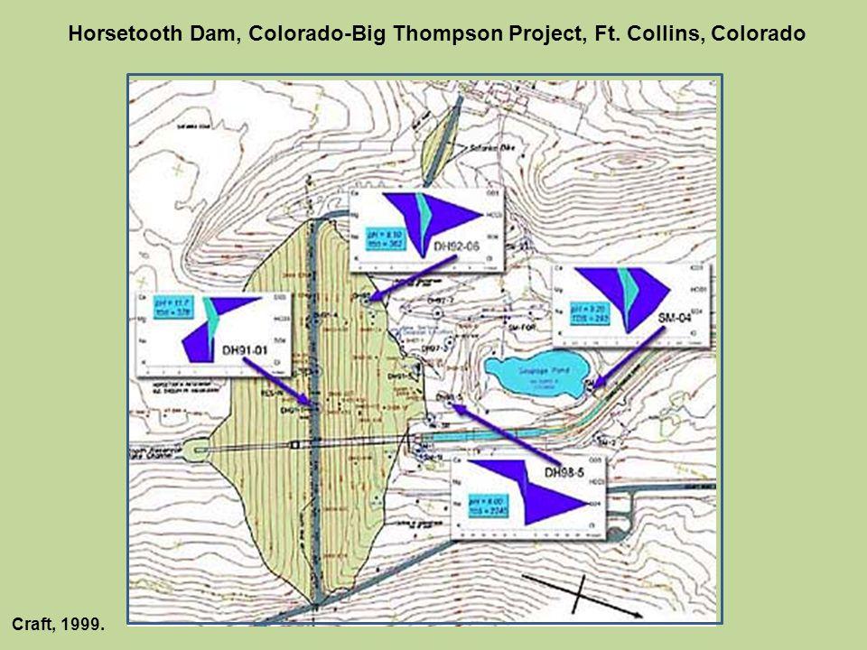Craft, 1999. Horsetooth Dam, Colorado-Big Thompson Project, Ft. Collins, Colorado
