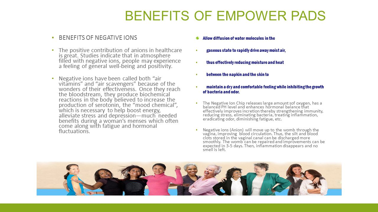 BENEFITS OF EMPOWER PADS Allow diffusion of water molecules in the ▪ gaseous state to rapidly drive away moist air, ▪ thus effectively reducing moistu