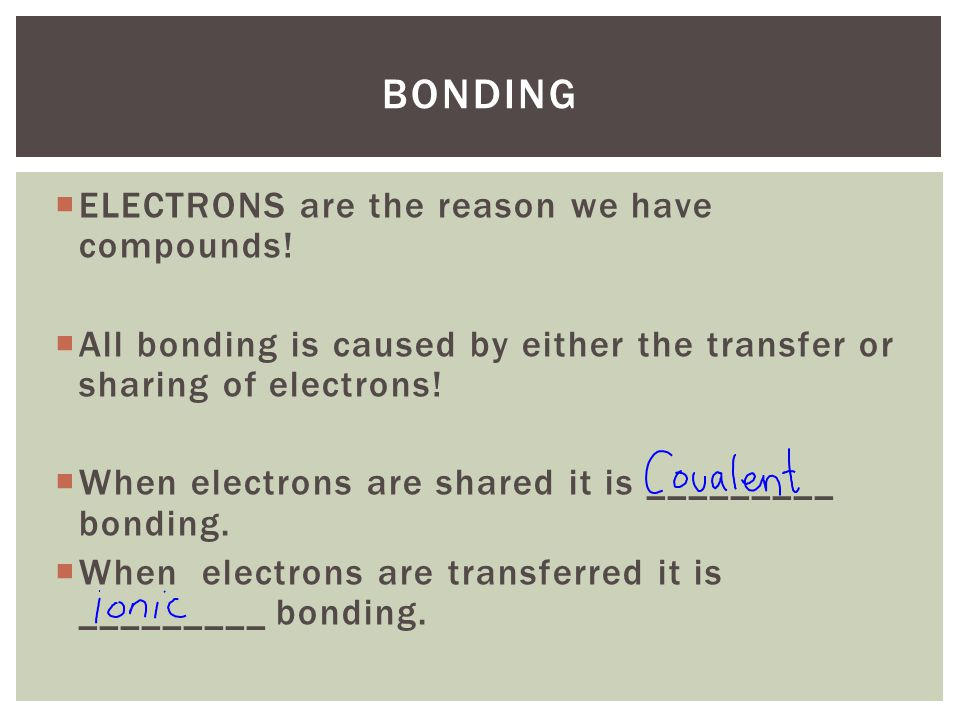 1.In NaCl which would be the anion. 2. In CaCl 2 which would be the anion.