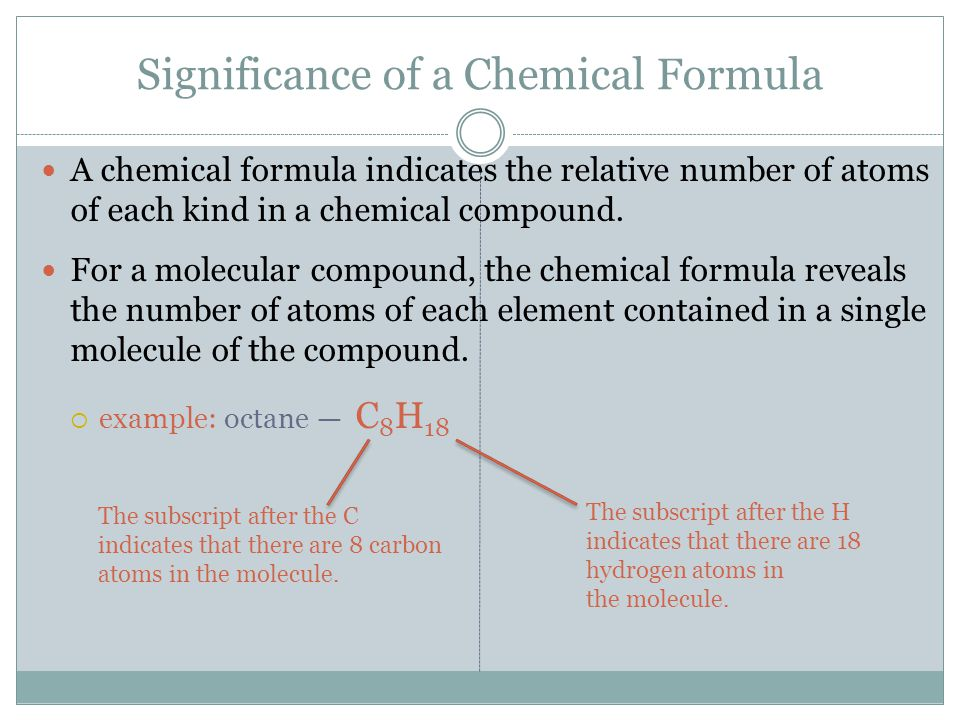 Polyatomic Ions Some elements can form more than two types of oxyanions.