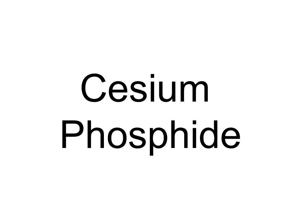 Cesium Phosphide