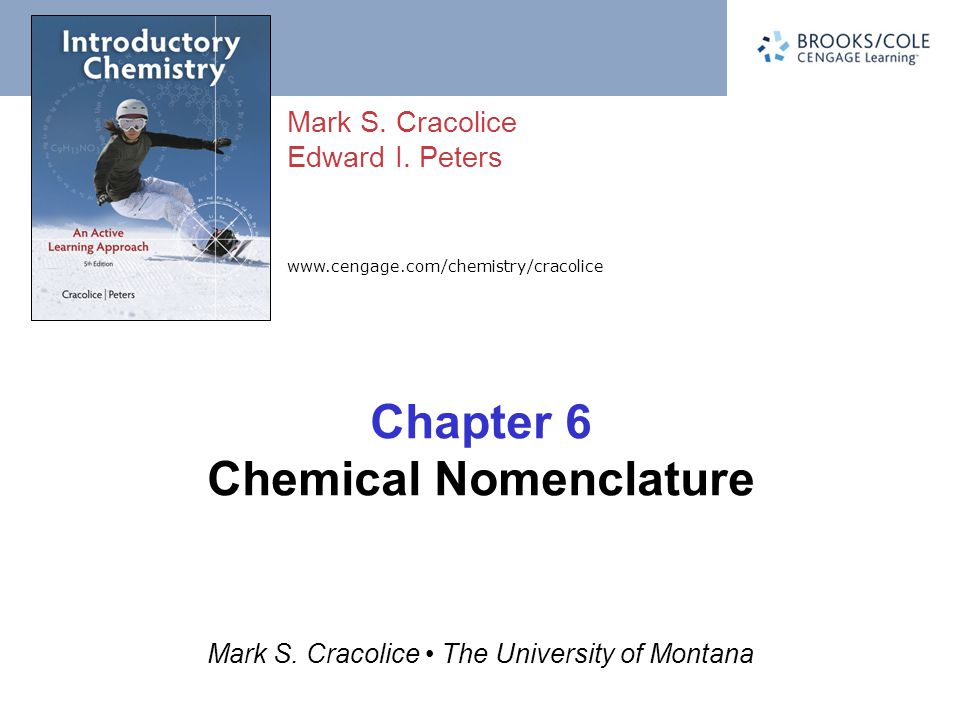 Acids and Their Anions The Acids of Chlorine and Their Anions # of O atomsAcid prefixAnion prefix Compared withand/or suffixand/or suffix -ic acid and -ate anion(Example)(Example) One moreper- -icper- -ate HClO 4 (perchloric)(perchlorate) Same -ic -ate HClO 3 (chloric)(chlorate) One fewer -ous -ite HClO 2 (chlorous)(chlorite) Two fewerhypo- -oushypo- -ite HClO(hypochlorous)(hypochlorite) No oxygenhydro- -ic -ide HCl(hydrochloric)(chloride)