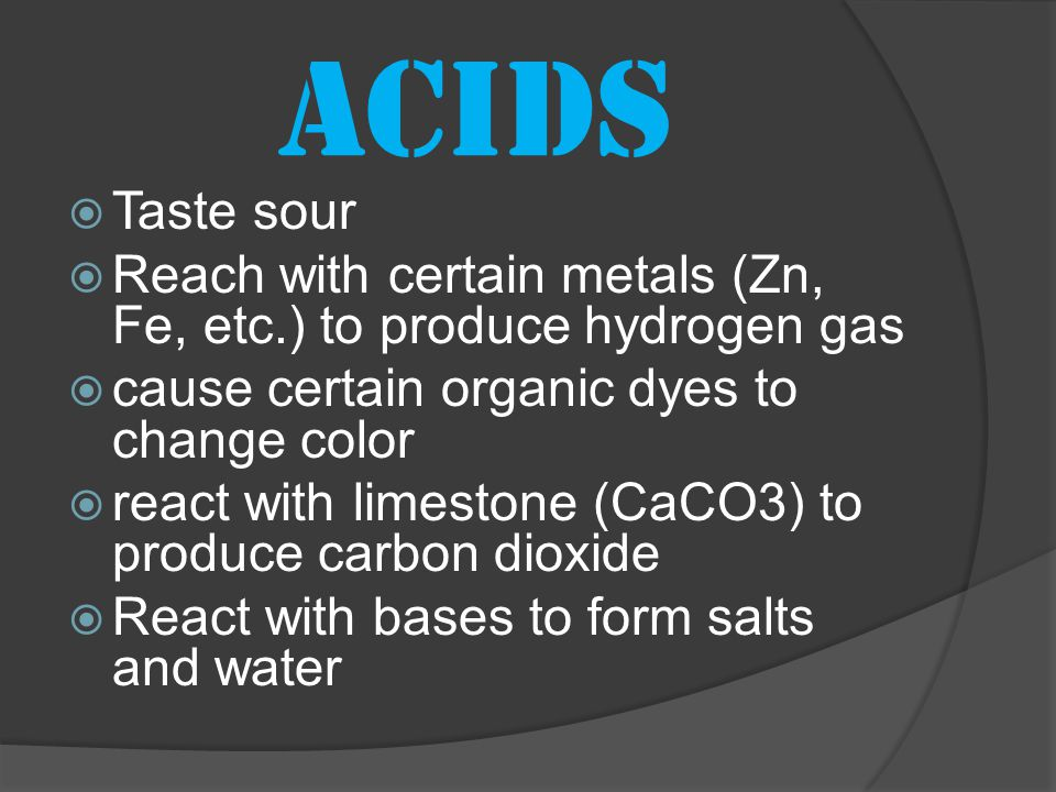 Acidic and Basic Salt solutions  Hydrolysis - the reaction of an anion with water to produce OH- or the reaction of a cation to produce H3O+  Neutral solutions of salts: Cation does not undergo hydrolysis  Anion does not undergo hydrolysis  Basic solutions of salts: Cation same as above  Anion undergoes some hydrolysis  Acidic solutions of salts: Cation undergoes some hydrolysis  Anion does not  Complex solutions: Cation and anion undergoes hydrolysis  Then you need to know the relative strength of each.
