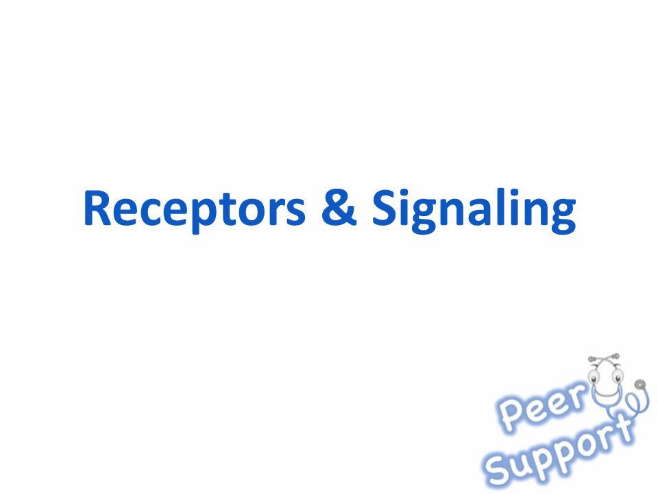 Receptors & Signaling