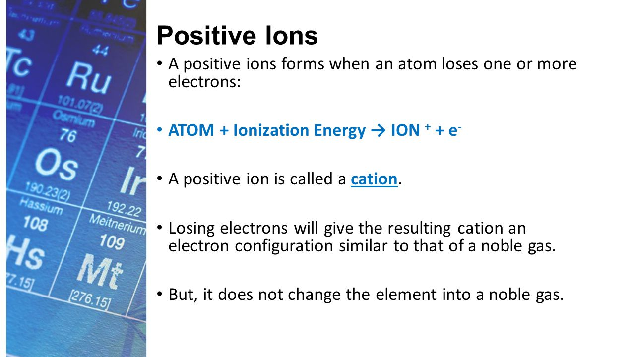 Polyatomic Ions A polyatomic ion is an ion made up of two or more atoms bonded together that functions as a single ion.