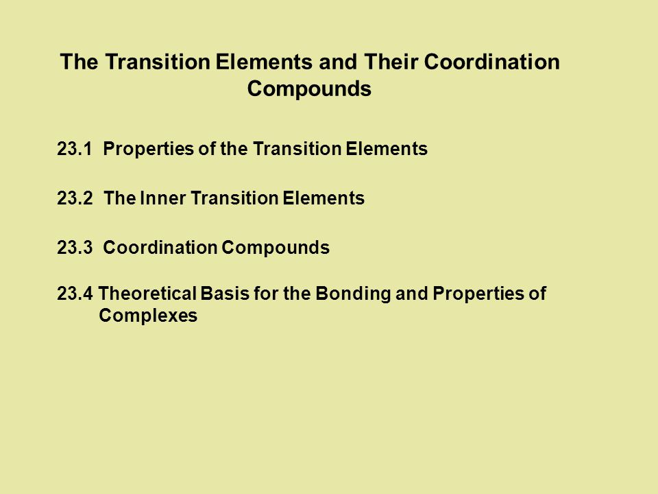 Constitutional Isomers of Coordination Compounds Compounds with the same formula, but with the atoms connected differently, are constitutional isomers.
