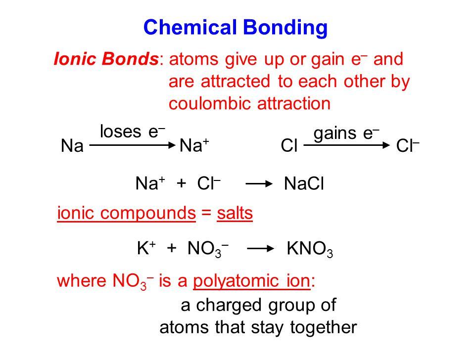 Unit 5: Bonding and Inorganic Nomenclature Chemistry NaClO 3 Fe(ClO 3 ) 2 lithium nitrate lithium nitride lithium nitrite lead (II) sulfide barium sulfide sulfur dioxide Fe(ClO 3 ) 3 NO 2 N 2 O 4 N 2 O 5