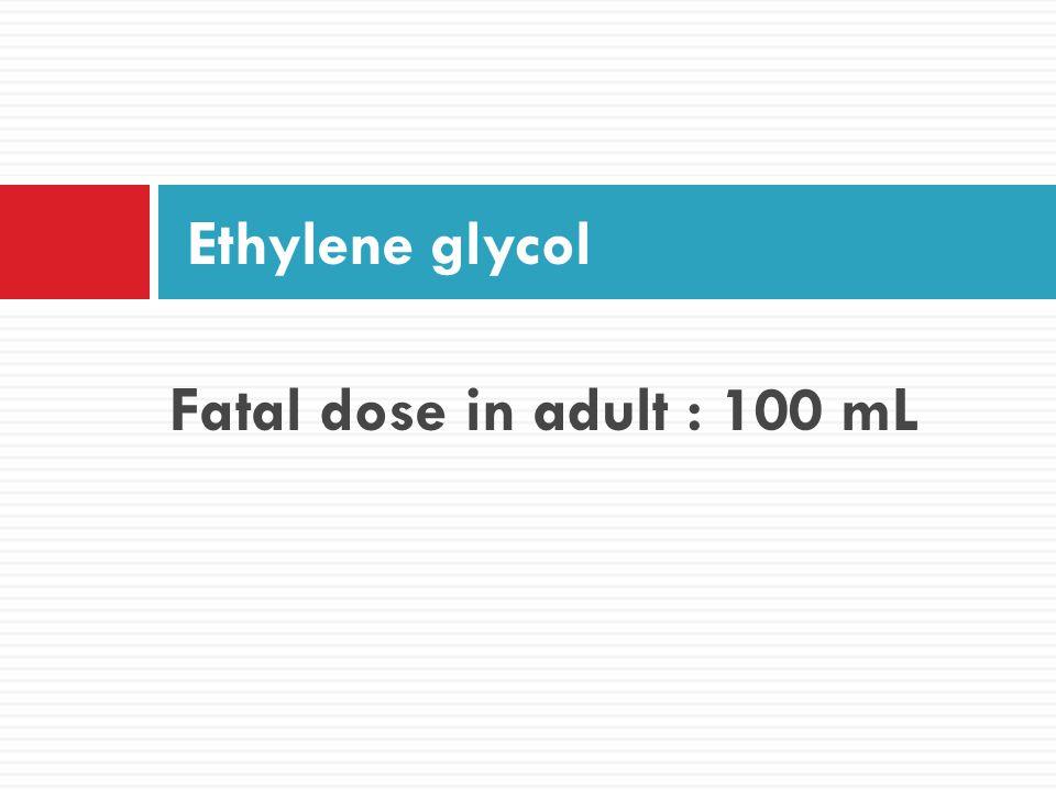 Pathophysiology  E.G Glycoaldehyde Glyoxalate Pyridoxine Oxalate Glycine Itself is non-toxic Toxicity being to… ADH