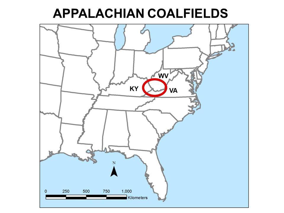 APPALACHIAN COALFIELDS