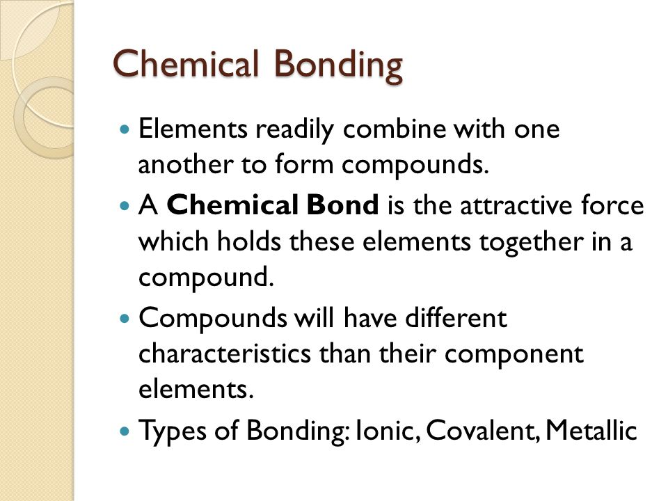 Ionic Bonding: IB Objectives 4.1.1 Describe the ionic bond as the electrostatic attraction between oppositely charged ions.