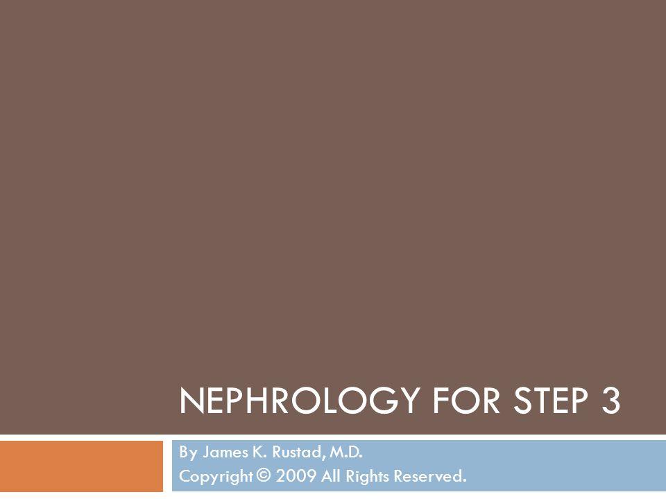 Outline  Renal Failure (Post-Renal, Pre-renal and Intra- renal)  Glomerulonephritis  Nephrotic syndrome  Acid-Base Disturbances  Imbalances of Sodium