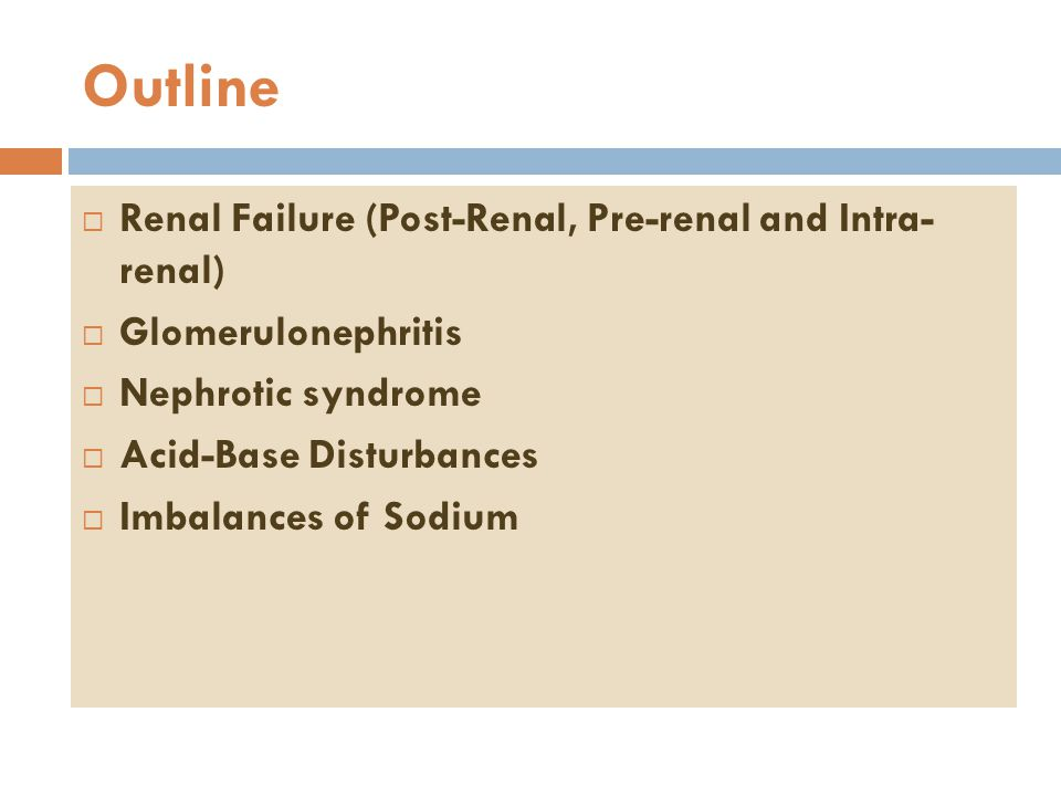 Acute Interstitial Nephritis  The Pentad:  Acute Renal Failure  Fever  Rash  Arthralgia  Peripheral blood eosinophilia  Urine: WBC casts, eosinophil positive (Wright Stain)  Causes: Penicillin, Sulfonamide, Rifampin, Allopurinol, Indinavir, 5-aminosalicylates, Proton Pump inhibitors.