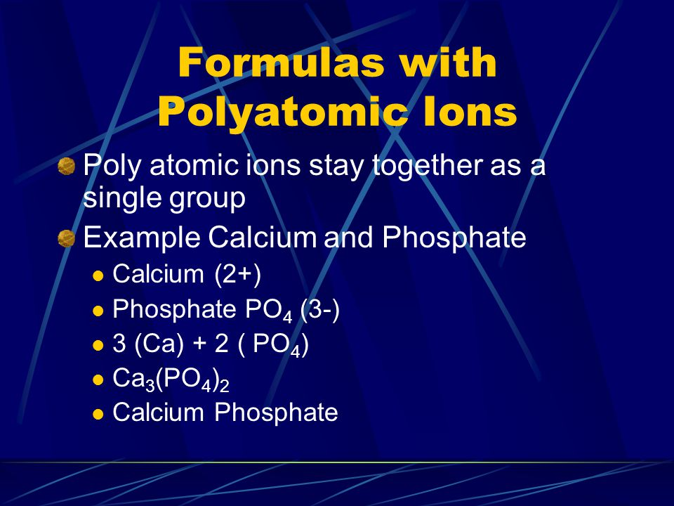 Ionic Bonds What is an ION? Chapter 2. Ionic Compounds How are ...