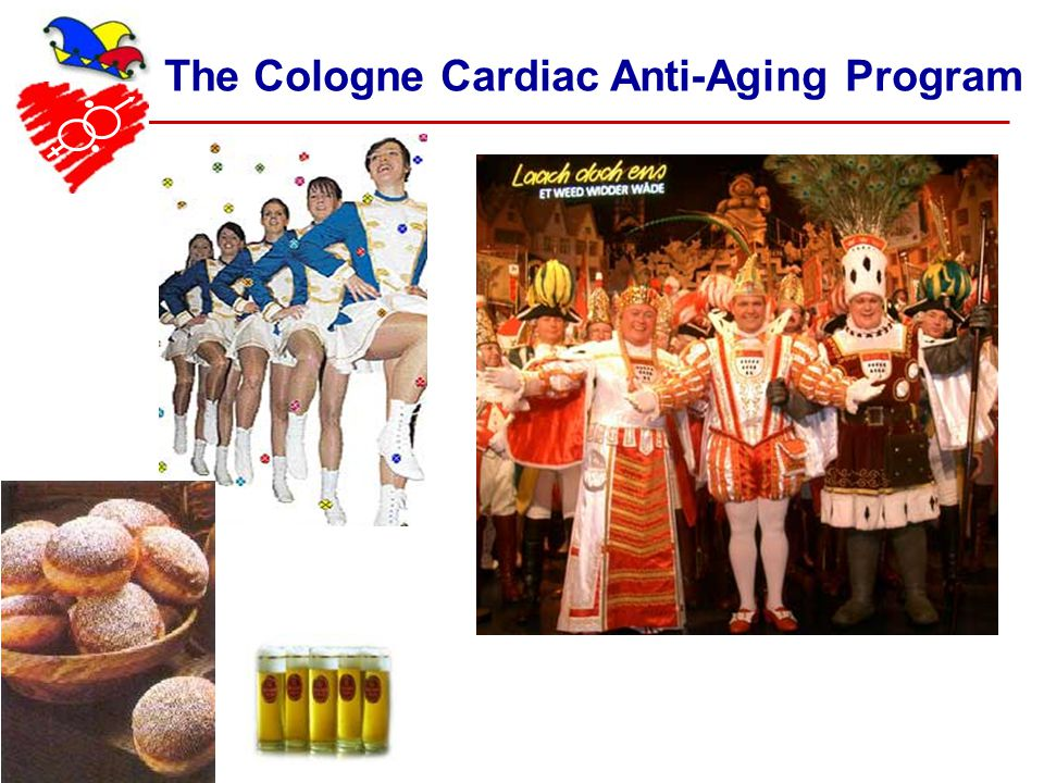 The Cologne Cardiac Anti-Aging Program