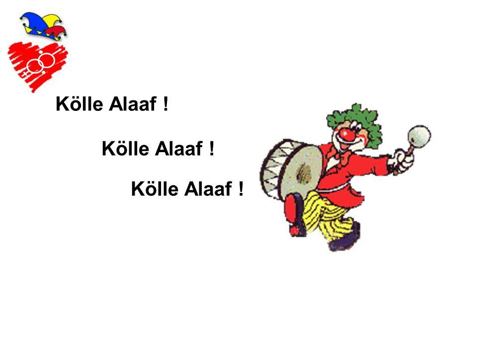 Kölle Alaaf !