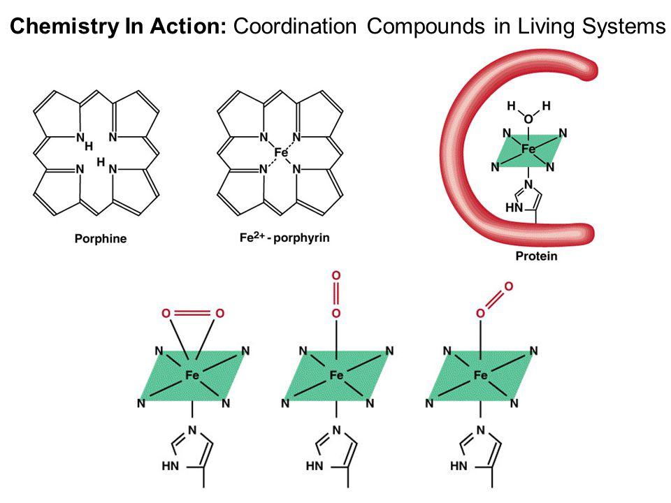 Chemistry In Action: Cisplatin – The Anticancer Drug