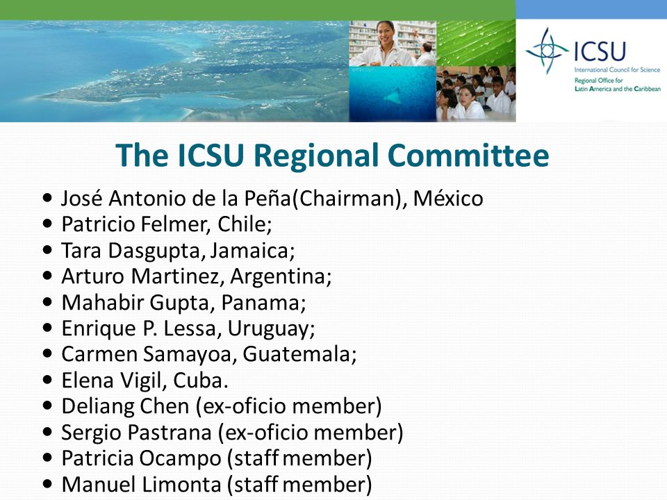 From 30th to 31st March 2011, Mahabir Gupta and Kerstin Schmidt-Verkerk attended the 21st meeting of ICSU s Committee on Scientific Planning and Review (CSPR) in Paris, France.